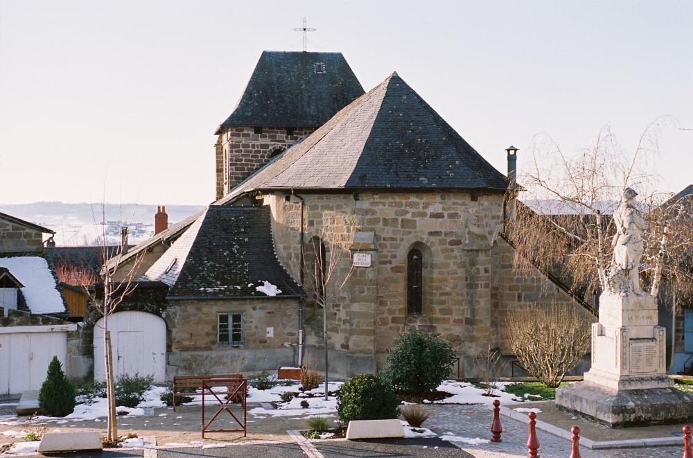 Églises de Corrèze  Communes commençant par U 3287849831b